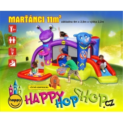 Marťánci happy hop 9273