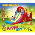 Skákací hrad Obří skluzavka, Happy Hop 9082N