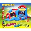 Happy Hop Mašinka, Párty Lokomotiva Happy Hop se skluzavkou