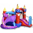 Luxusní dračí skákací hrad, Happy Hop 9022