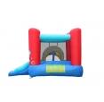 Play centrum  4 v 1 s míčky Happy hop Bublinky