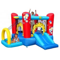 Happy Hop Play centrum  4 v 1 s míčky Happy hop Bublinky