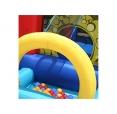 Happy Hop Multifunkční hrací centrum Bublinky 4 v 1, Centrum 4 v 1 Bublina