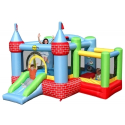 Luxusní dračí skákací hrad