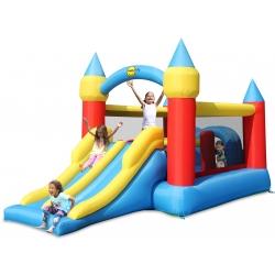 ACTIVITY skákací a prolézací hrad, zábavné centrum s dvojitou skluzavkou od Happy Hop
