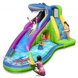Happy Hop Nový Sharks Club vodní skluzavka s bazénkem v nových barvách
