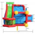 Multifunkční hrací centrum 7 v 1 - Dům