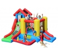 Multifunkční hrací centrum 7 v 1 - Dům, Happy Hop 9114