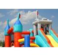 Luxusní skákací hrad 13 v 1, Happy Hop 9021, 13 in 1 Bouncy Castle