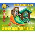 Opičí domek happy hop 9471