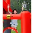 Veselý dům Happy Hop 9315, nafukovací atrakce