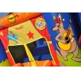 Skákací hrad Divadélko se skluzavkou Happy Hop 9304T