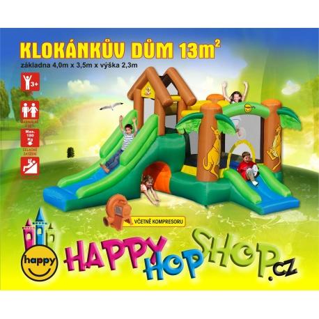 Klokánkův dům happy hop 9071