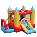 Happy Hop skákací hrad Play centrum 4 v 1 s míčky