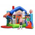 Happy Hop Veselý obchůdek s míčky a hrací plochou. Skákací hrady Happy Hop