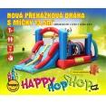 Nová Překážková dráha velká Happy Hop 9163