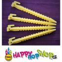 Happy Hop Sada jistících kolíků pro ukotvení skákacích hradů Happy Hop