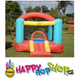 Happy Hop Párty skákací hrad se skluzavkou, Happy Hop 9004N