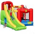 Happy Hop Multifunkční hrací centrum 6 v 1 skákací hrad