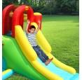 Happy Hop Dobrodružné hrací centrum se skluzavkou a bazénkem s míčky happy hop 9160N