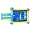 Happy Hop ACTIVITY skákací a prolézací hrad, zábavné centrum s dvojitou skluzavkou