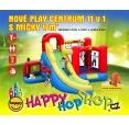 Multifunkční hrací centrum Happy Hop 11 v 1 skákací hrad