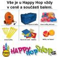 Multifunkční hrací centrum Rytířský hrad 13 v 1 Happy Hop 9021