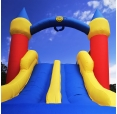 ACTIVITY skákací a prolézací hrad, zábavné centrum s dvojitou skluzavkou Happy Hop 9474