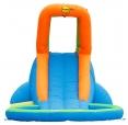Happy Hop Bazén s velkou nafukovací skluzavkou