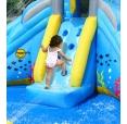 Happy Hop Bazén se skluzavkami - Vodní svět