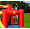 Happy Hop Dobrodružné hrací centrum se skluzavkou a bazénkem s míčky