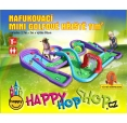 Happy Hop Nafukovací multifunkční hřiště, fotbal, basketbal, volejbal. Hrací centrum.