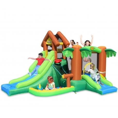 Happy Hop 9071F - Pohádkový les The Forest Bouncer Klokánkův dům new