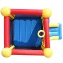 Skákací hrad se skluzavkou Veselý cirkusový klaun