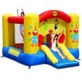 Happy hop 9201 Skákací hrad se skluzavkou Veselý cirkusový klaun