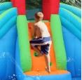 Happy Hop 9135 Skákací nafukovací hrad Ocean park