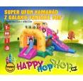 Happy Hop 9065 Super ufon kamarád z galaxie Fantazie, skákací hrad Happy Hop Imaginary Friends 9065