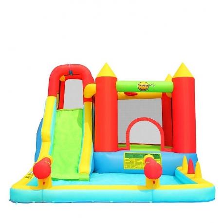Happy Hop Skákací hrad Vodní skluzavka 9247