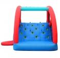 Happy Hop 9248 Obří vodní trojitá závodní skluzavka, vodní hry bez hranic