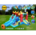 Skákací hrad 8 v 1 Play centrum Happy Hop