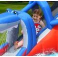 Happy Hop Veselý žralok, vodní bazén se skluzavkou a tunelem 9327
