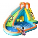 Happy Hop Vodní skluzavka s vodním dělem. Happy Hop skluzavky a nafukovací hrady.