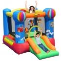 Happy Hop Létající balóny, nafukovací hrady na zahradu