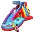 Sharks Club vodní skluzavka s bazénkem, happy hop 9417