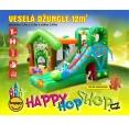 Happy Hop Veselá džungle Žirafa, Jungle fun, Happy Hop 9139