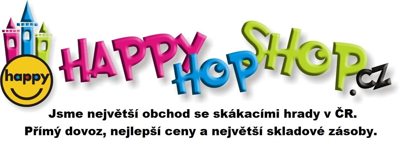 Happy Hop Shop skákací hrady