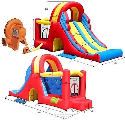 9082N Happy Hop slide
