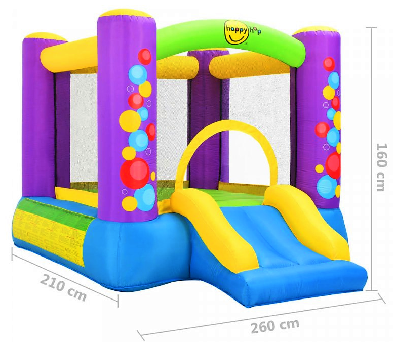 Skákací hrad Happy Hop 9271B