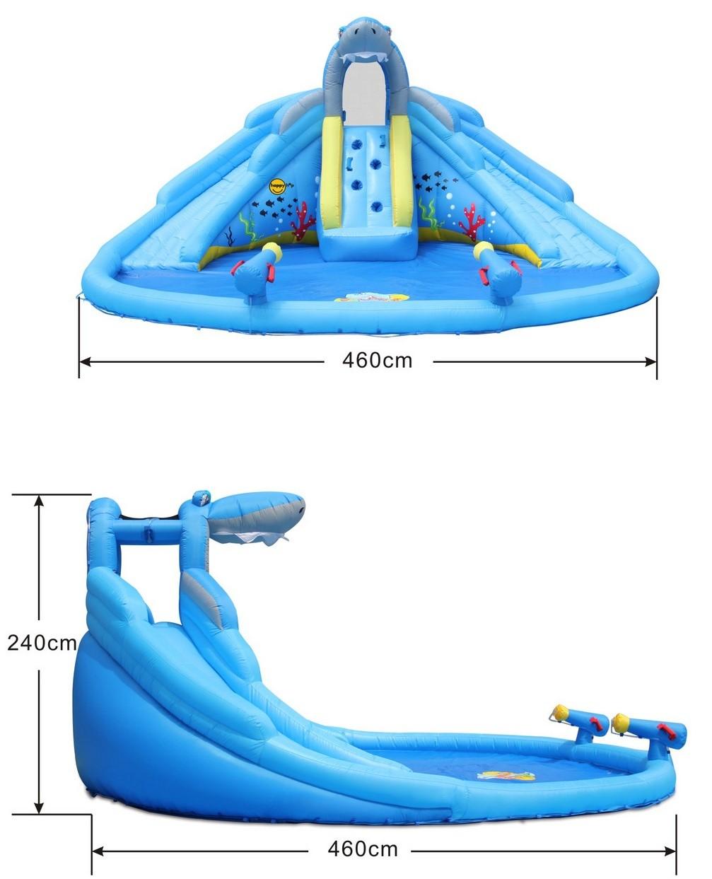 Happy Hop 9421 The Shark Pool