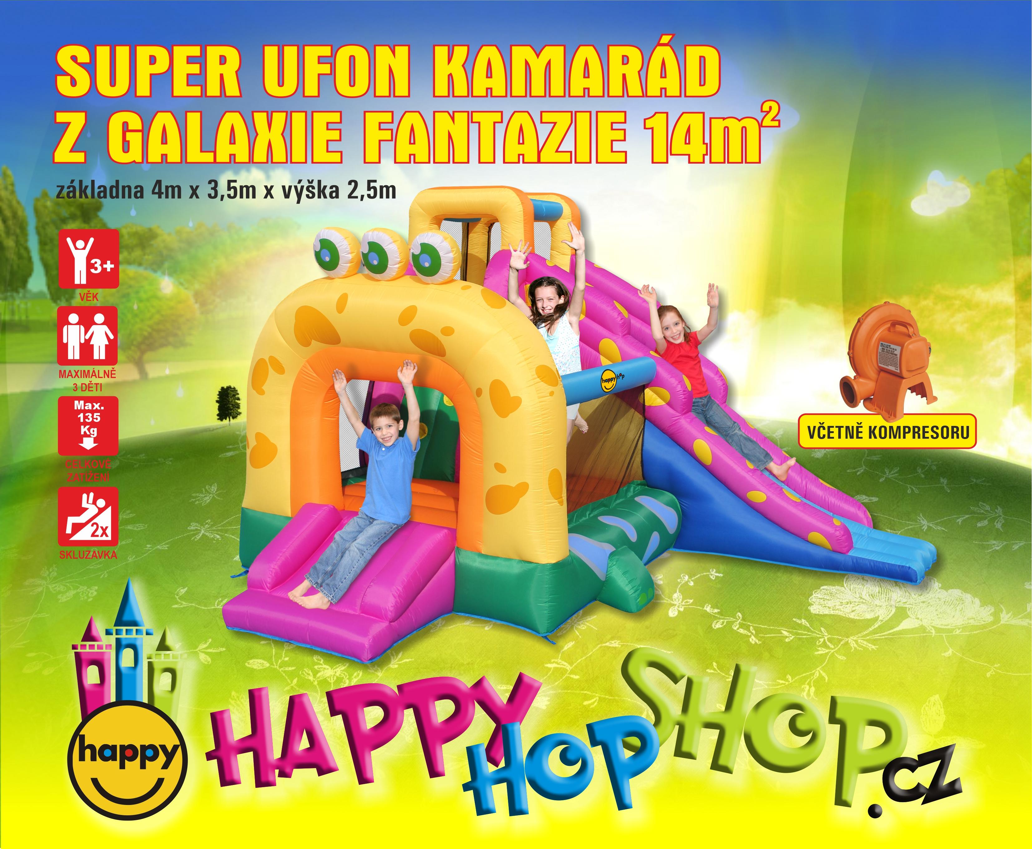 Happy Hop 9065 Super ufon Fantazie Imaginary Friends